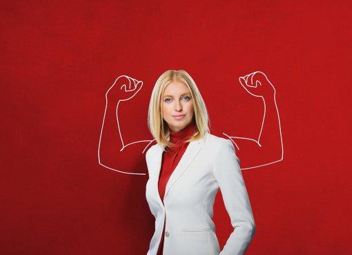 Unternehmerinnencoach Unternehmerin Foto