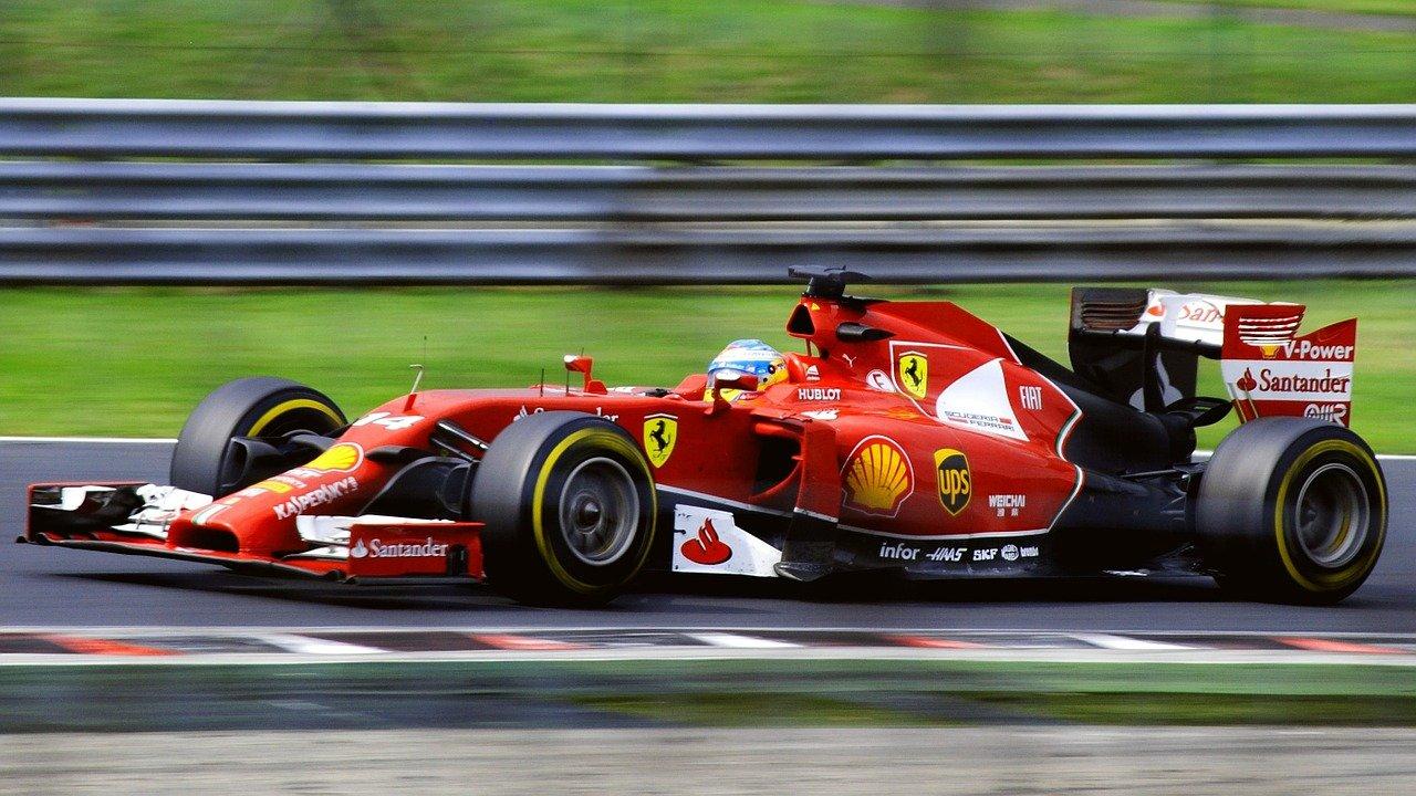 Unternehmen Formel 1 Foto Rennen