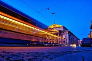 Neustart Kultur Foto Oper München