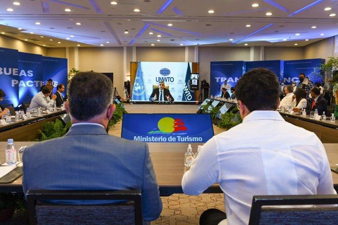 Secretario General de la Organización Mundial de Turismo, Zurab Pololikashvili - Ministerio de Turismo Observatorio de Buenas Prácticas