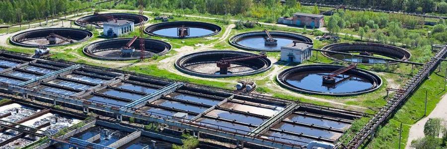 Effiziente und Energie sparende Pumpen- und Behandlungstechnologien von Xylem