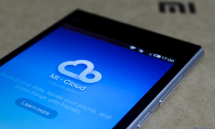 MIUI calendario cloud
