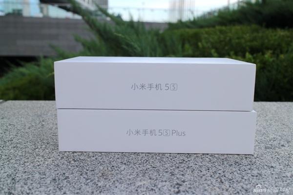 Xiaomi Mi 5s e Xiaomi Mi 5s Plus