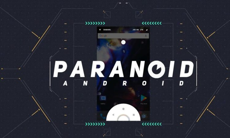Paranoid Android Android 10