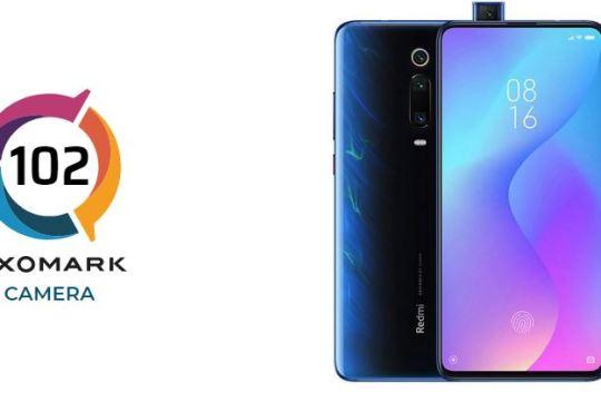 Redmi K20 Pro (Xiaomi Mi 9T Pro) DxOMark