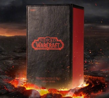 Redmi Note 8 Pro World of Warcraft Edition