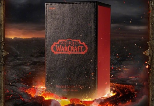 Redmi Note 8 Pro World of Warcraft Edition