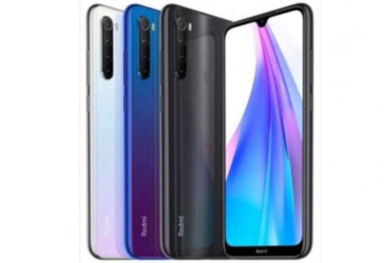 Redmi Note 8T leaked