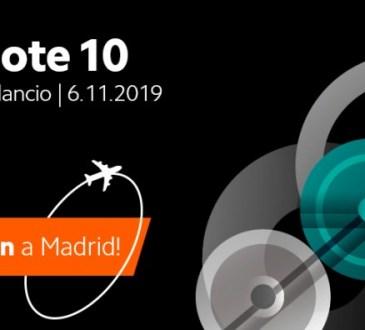 MIUI Italia a Madrid presentazione Mi Note 10