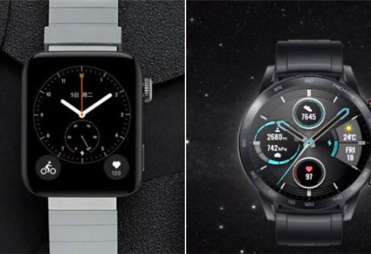 Xiaomi Mi Watch vs Honor MagicWatch 2