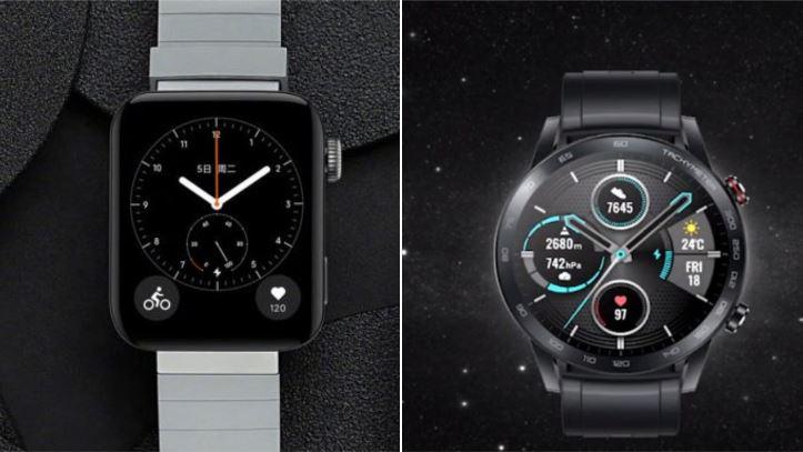 Xiaomi Mi Watch vs Honor MagicWatch 2