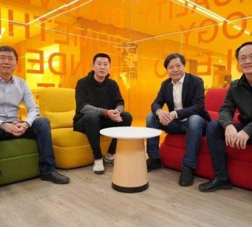 Chang Cheng assunto da Xiaomi dopo 19 anni in Lenovo