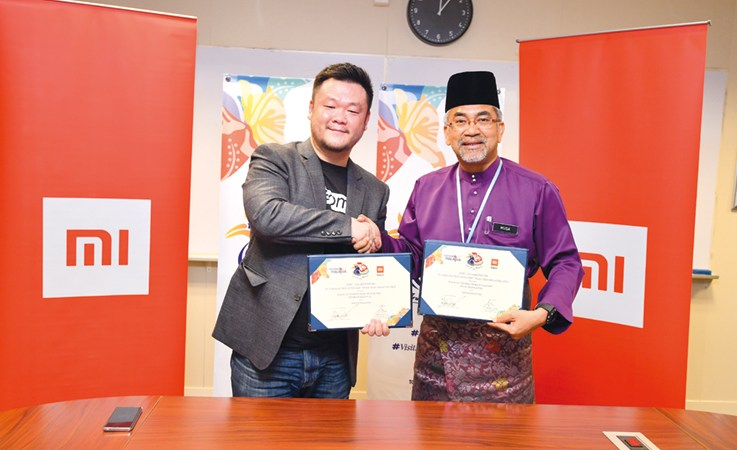Xiaomi principale partner del programma Visit Malaysia 2020