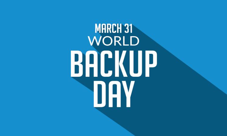 World Backup Day 2020