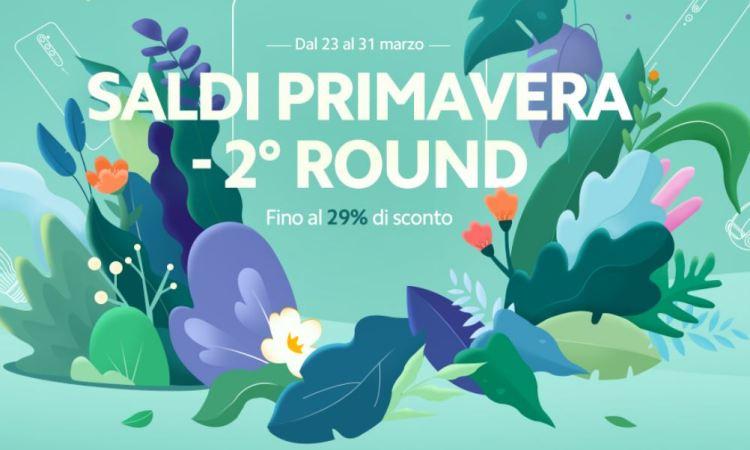 Xiaomi Italia Saldi di primavera 2