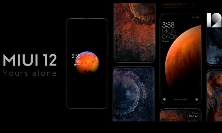 MIUI 12 Dark Mode