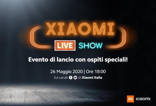 Xiaomi Live Show Mi TV