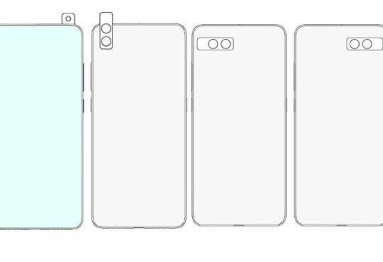 Xiaomi brevetto smartphone fotocamera rotante