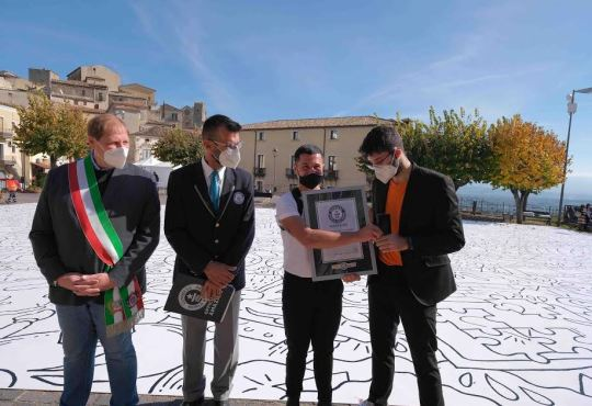 Xiaomi FRA! Guinness World Record