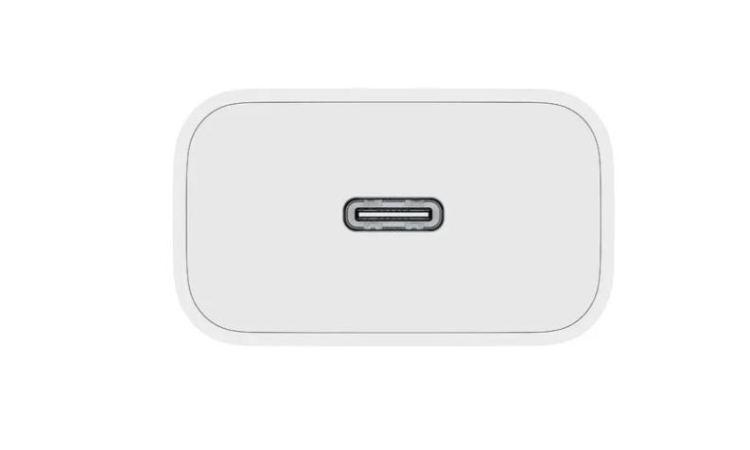 Xiasomi carica batteria USB C ricarica rapida iPhone 12 (1)