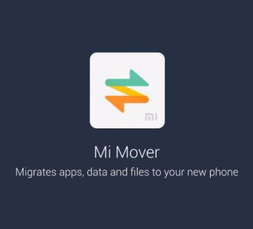 Xiaomi Mi Mover Play Store