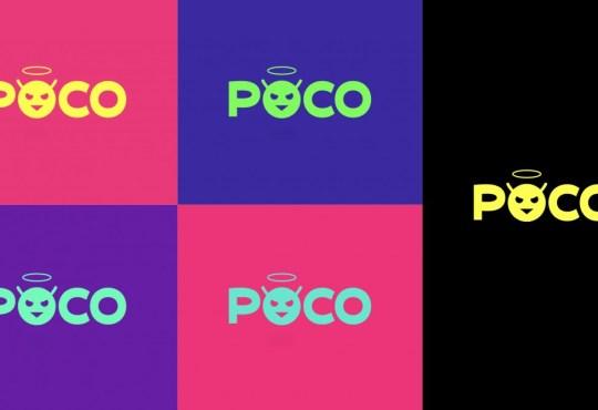 POCO nuovo logo e mascotte