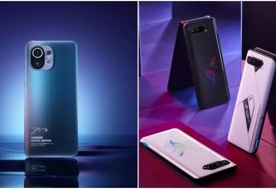 Xiaomi Mi 11 vs Asus ROG Phone 5