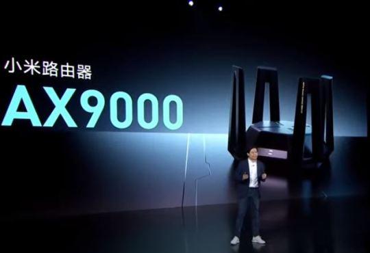Xiaomi Mi AX9000 router WiFi 6E