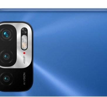 Redmi 20X 5G fotocamere