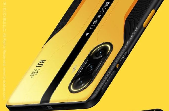 Redmi K40 Game Enhanced Edition Bruce Lee Special Edition (1)