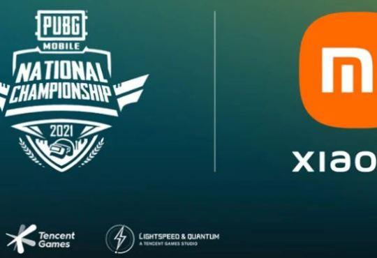 Xiaomi sponsor ufficiale PUBG Mobile National Championship UK