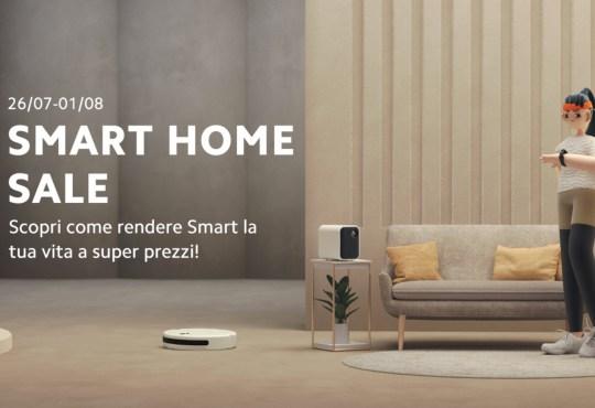 Le migliori offerte Xiaomi per la Smart Home Sale