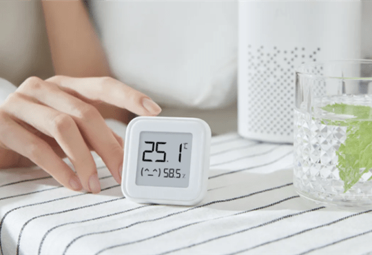 Xiaomi-electronic-thermometer-and-hygrometer