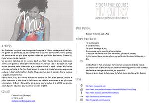 Microsoft Word - Infos Miu Queiroz - Bio.docx