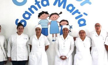 Visita a la Fundación Mapfre a revisión médica