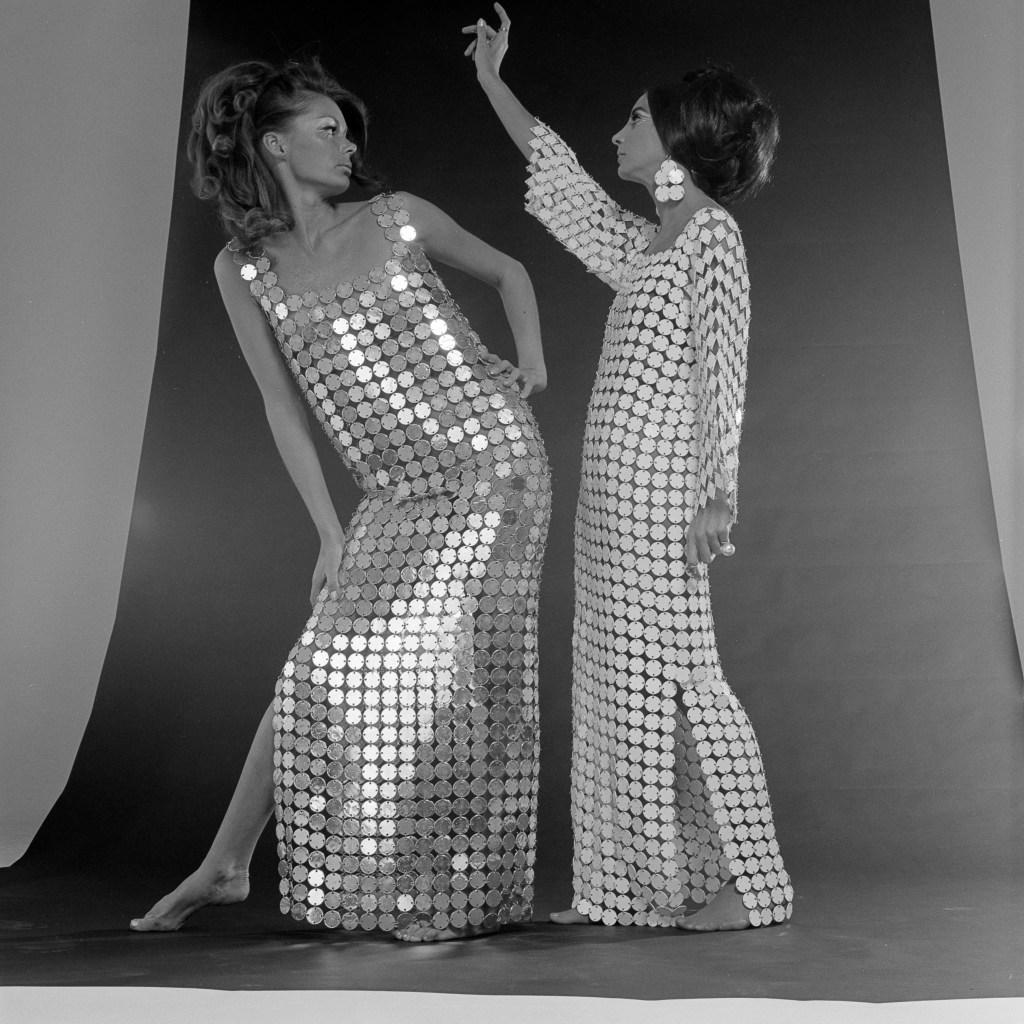 ©Bob Schalkwijk. Fashion shoot en el Hotel Camino Real, Anzures (1970)