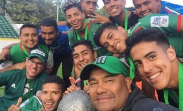 Juan Francisco Gabi Correa «El Latas». Selección Street Soccer México