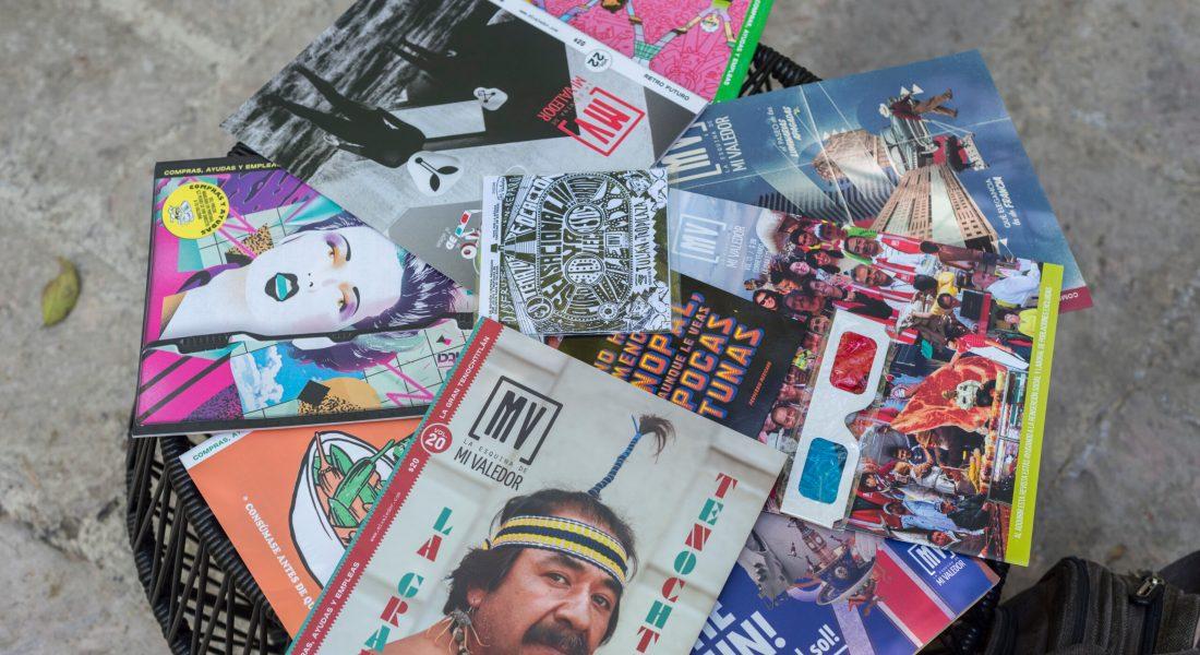 Así estuvieron nuestros Sábados de valedor: convivio, venta de revistas y mercancía