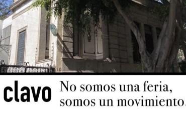 Clavo Movimiento. Algo así como una feria de arte en la Ciudad de México.