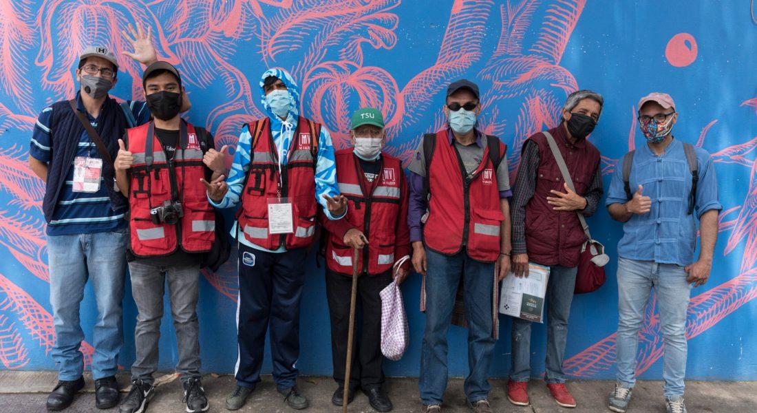 Recorrido fotográfico por la colonia Doctores y visita a Laguna