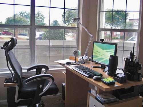 Del mueble al escritorio o c mo establecer tu oficina en casa for Oficina de empleo online