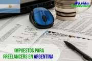Impuestos para freelancers: Argentina