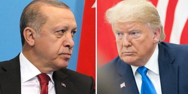 טראמפ מאיים על טורקיה: אם תמשיכו, נשמיד את הכלכלה הטורקית