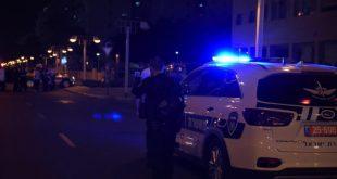 חבלני משטרת ישראל פועלים בשעה זו בזירת נפי...