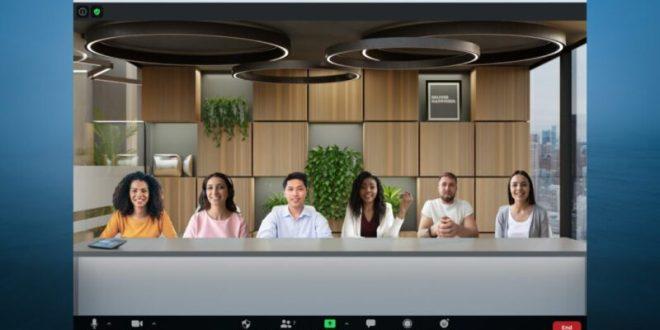 החידושים החמים בזום: פגישות בסצינות מציאות מדומה ואימוג׳ים חדשים