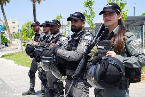 WhatsApp-Image-2021-05-12-at-16.36.07-500x334 לאחר המהומות: מפקדה משימתית של משמר הגבול הוקמה בלוד