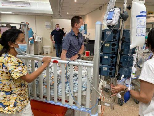 WhatsApp-Image-2021-05-13-at-15.46.00-500x375 ילדים המאושפזים בשניידר הועברו למתחם חירום ממוגן בבית החולים