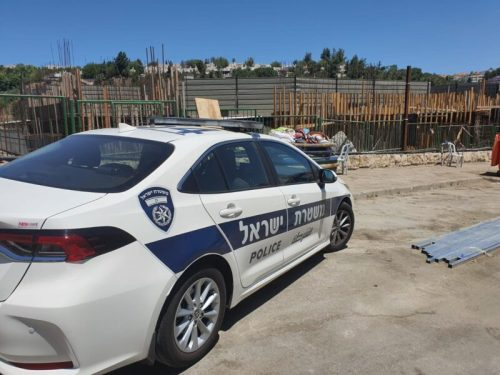 WhatsApp-Image-2021-05-18-at-13.14.47-500x375 אסון קריסת הטריבונה בגבעת זאב: המשטרה אספה ממצאים מזירת האירוע