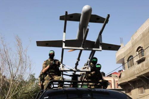 photo5298700161393996642-500x333 חמאס קיים עצרת המונית לרגל ''ניצחון ההתנגדות בקרב על חרב ירושלים''