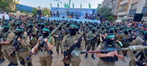 photo5875449402355726031-500x225 חמאס קיים עצרת המונית לרגל ''ניצחון ההתנגדות בקרב על חרב ירושלים''